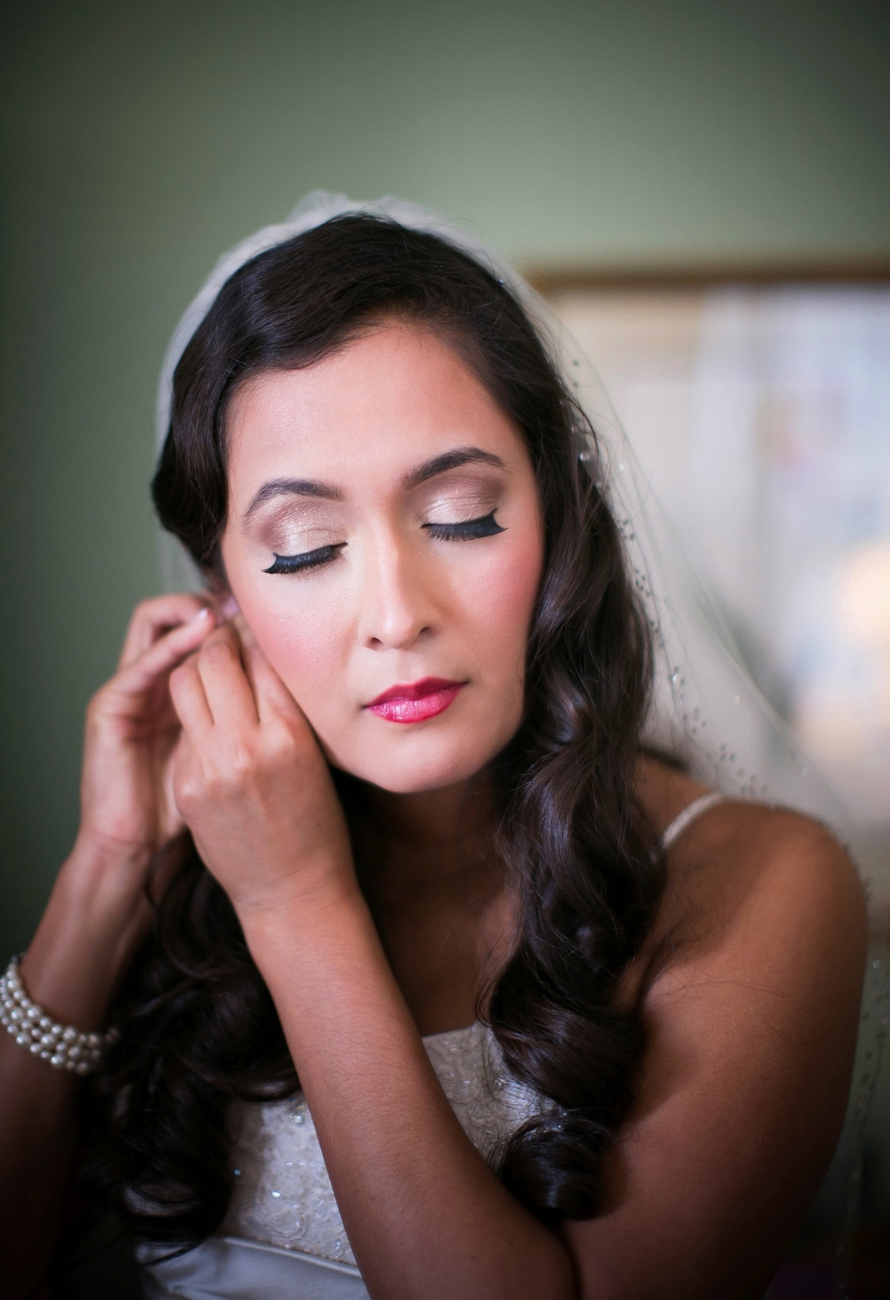 Airbrush Bridal Makeup by Beyond Beautiful by Heather, Savannah, GA.