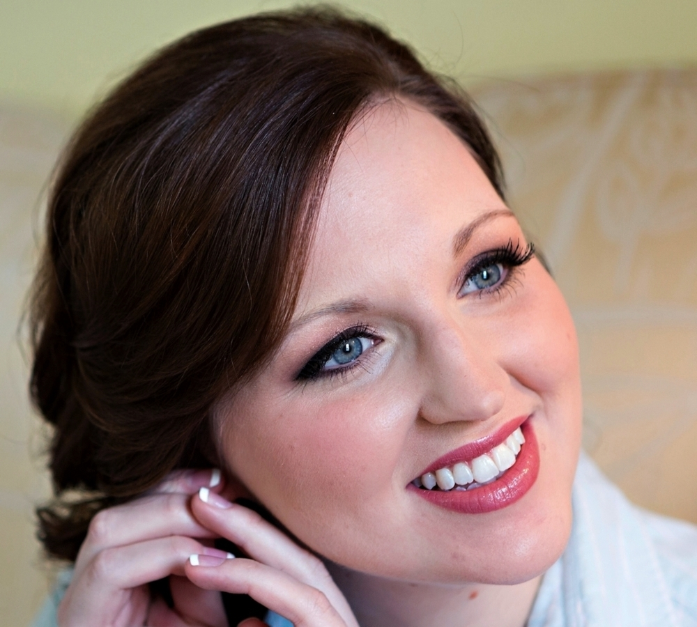 Bridal makeup by Beyond Beautiful by Heather, Savannah, GA