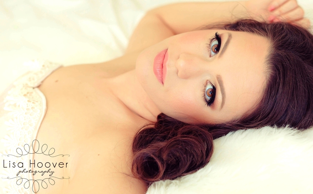 Boudoir Makeup by Beyond Beautiful by Heather, Savannah, Ga