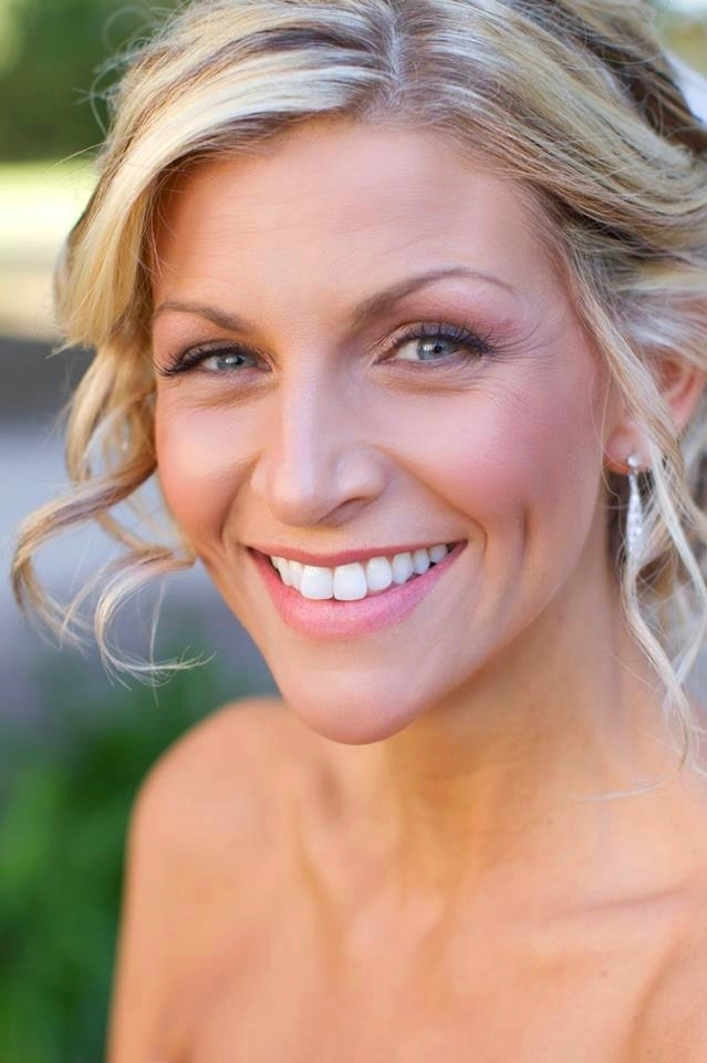 Bridal Airbrush Makeup by Beyond Beautiful by Heather, Savannah, GA