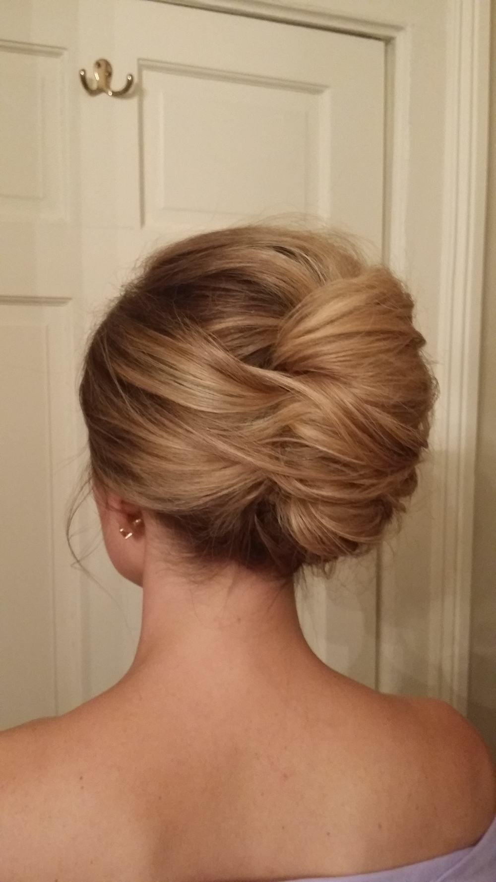 before after updo hair updos beyond beautiful by heather