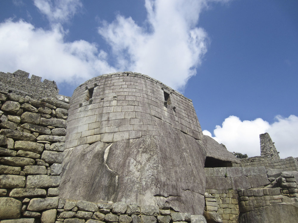 Machu Picchu | Temple of the Sun