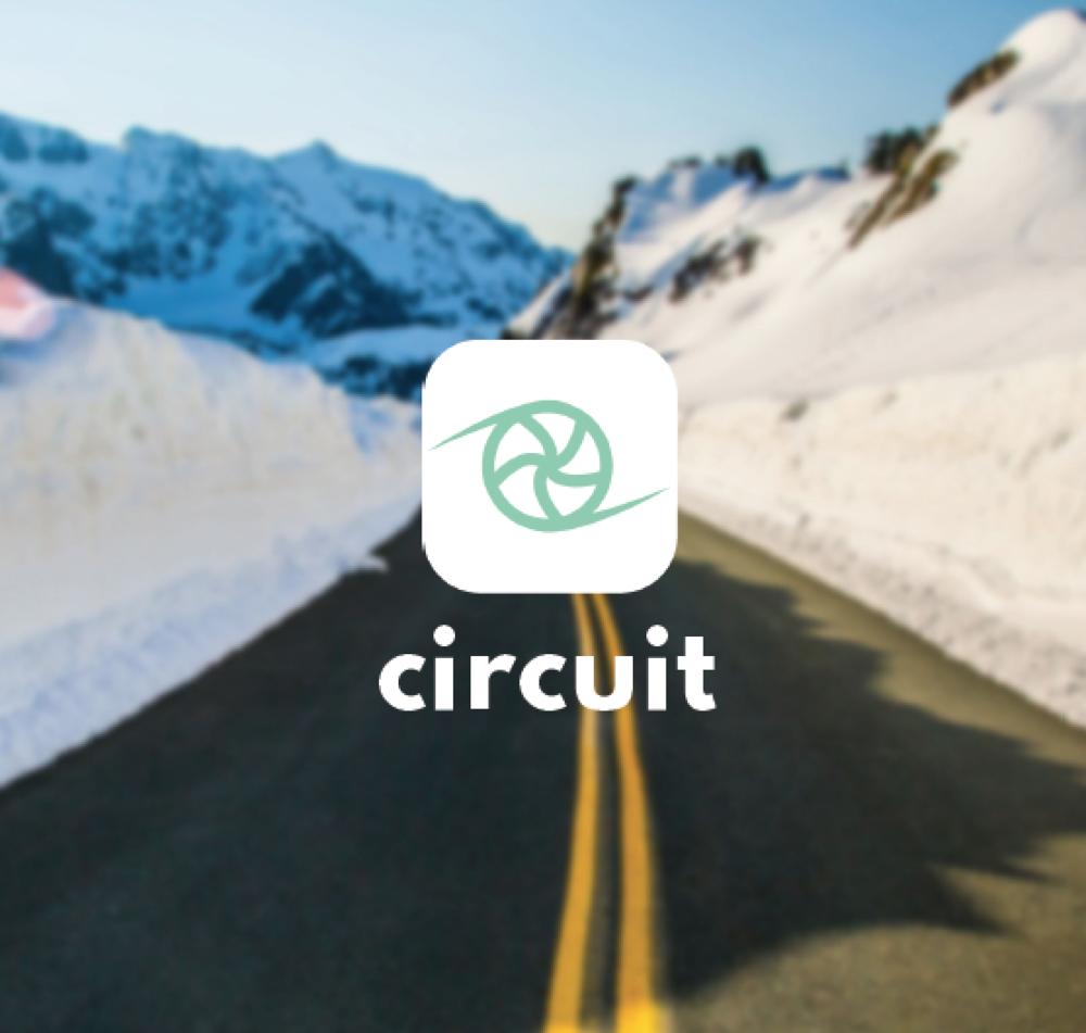 Circuit Mobile App Design
