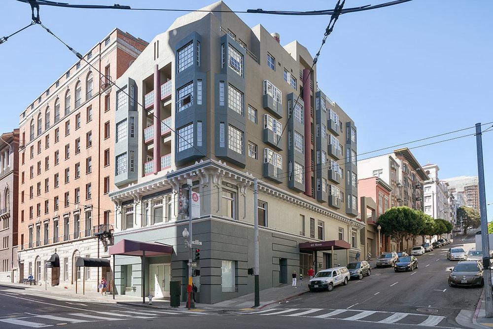 611 MASON STREET #708  |  SAN FRANCISCO