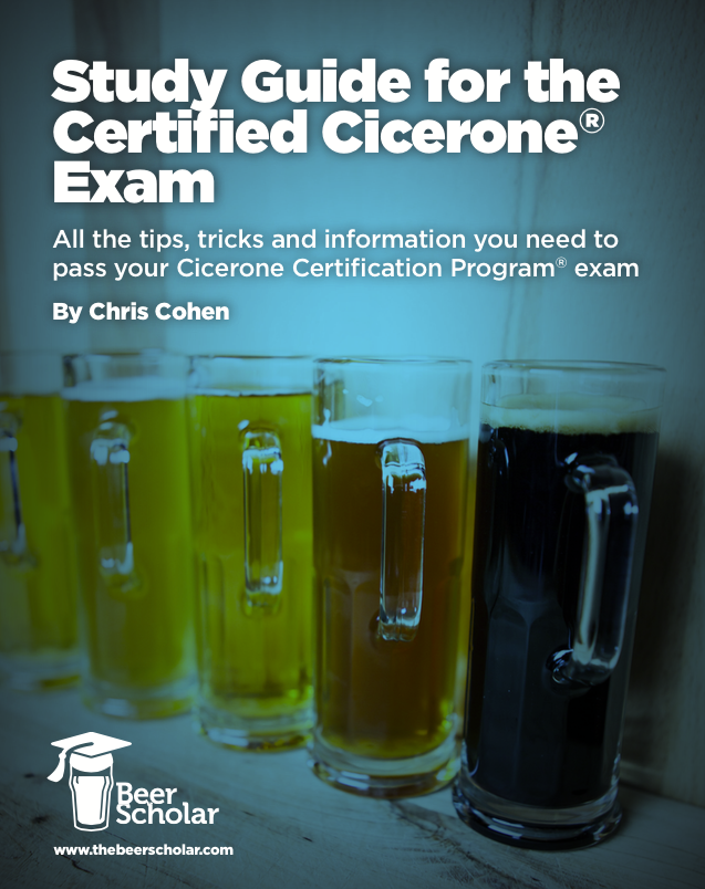 Beer Scholar Blog — Beer Scholar: Study Guides for the ...