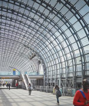 Gare TGV Porta Susa