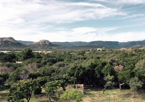 06 2016: nouveau projet pour l'agence, le réaménagement d'une ville en Corse... pas mal!