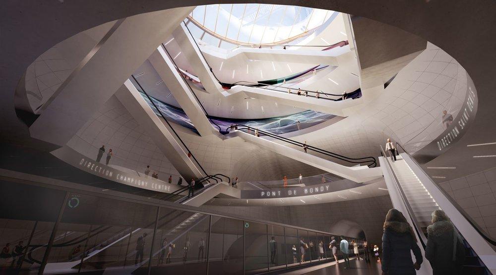 © BIG, Silvio d'Ascia Architecture