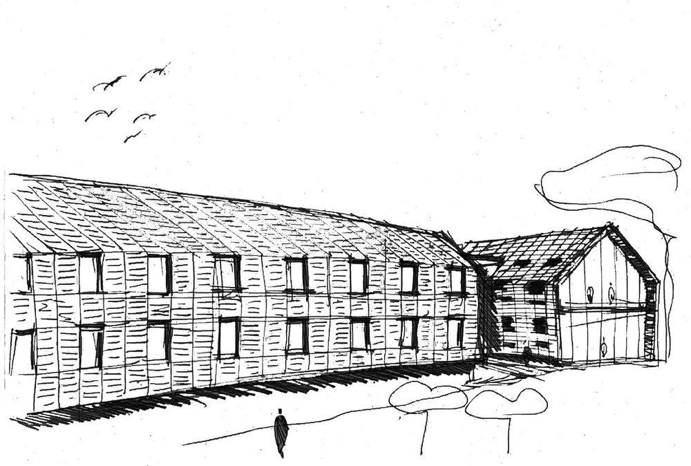 Copyright Silvio d'Ascia Architecture