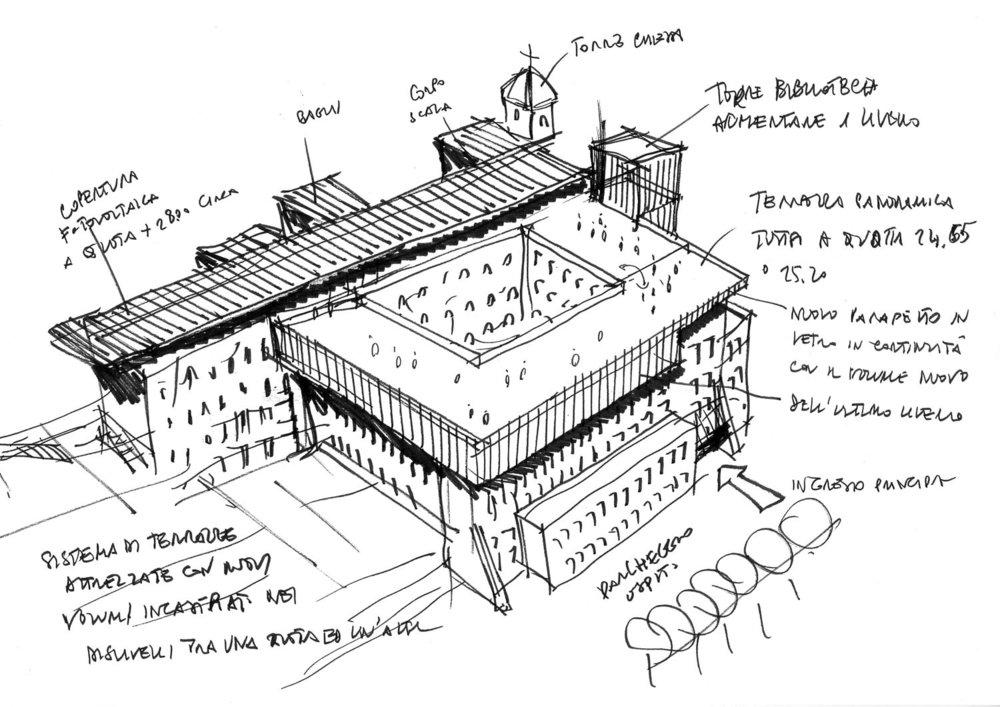 Silvio d'Ascia Architecture - Jesuits