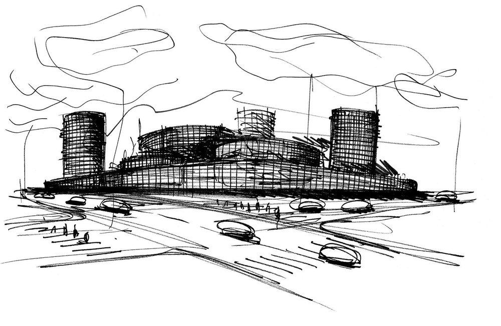 Silvio d'Ascia Architecture - China Life