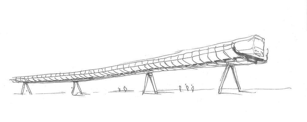 Silvio d'Ascia Architecture - Viaduc Ligne 18
