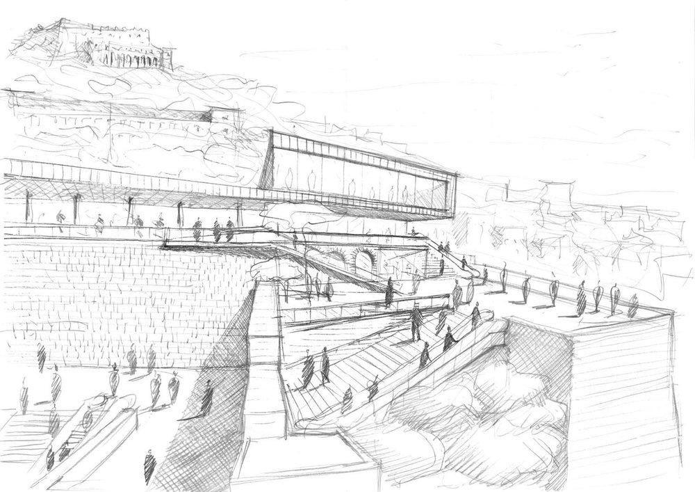 Silvio d'Ascia Architecture - Trinita Delle Monache