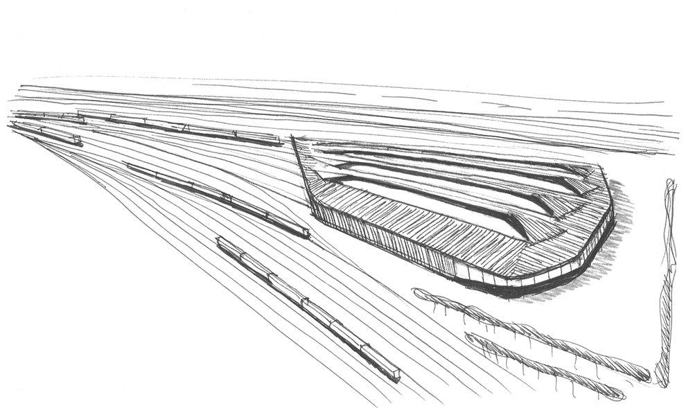 Silvio d'Ascia Architecture - SMR Ligne 15 Est