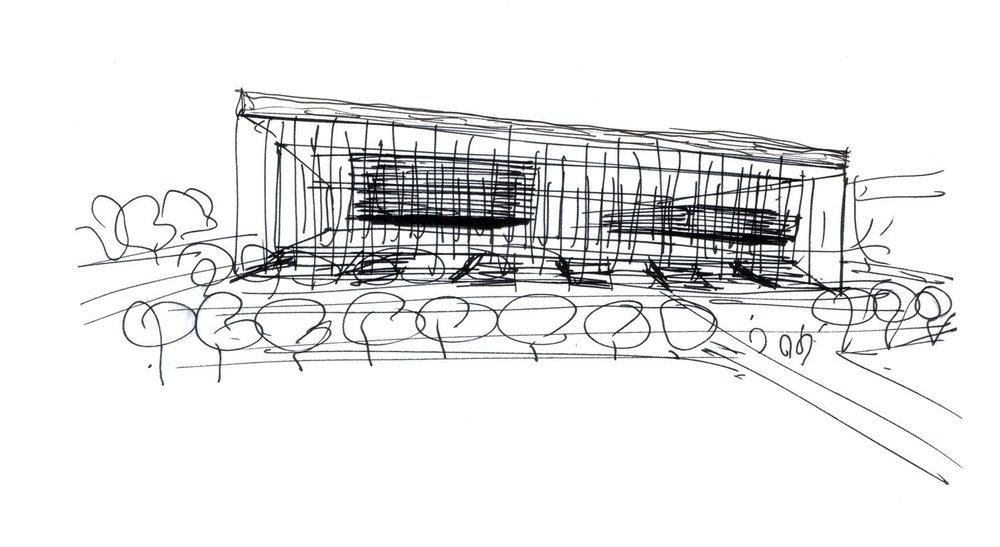 Silvio d'Ascia Architecture - Rome Congrès