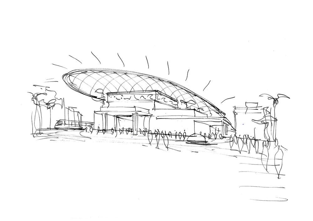 Silvio d'Ascia Architecture - Rabat Ville