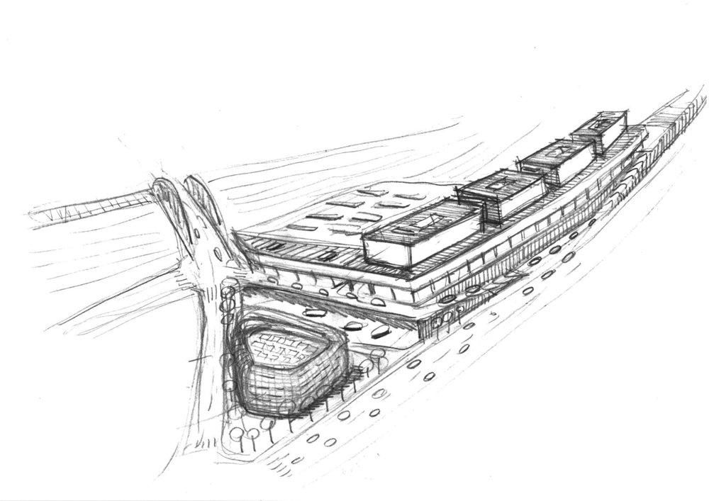 Silvio d'Ascia Architecture – Hôtel Industriel RATP