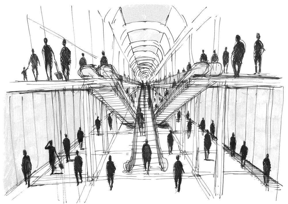 Silvio d'Ascia Architecture – Milano Centrale