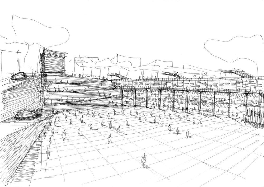 Silvio d'Ascia Architecture – CNR Ercolano
