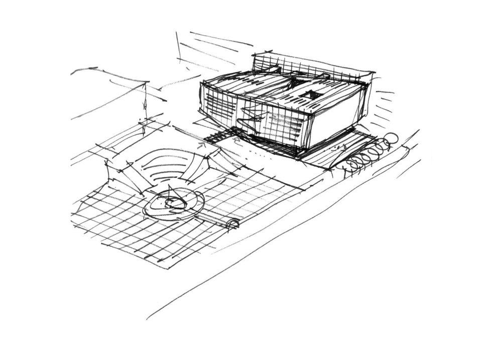 Silvio d'Ascia Architecture – Books Building
