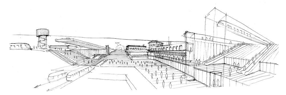 Silvio d'Ascia Architecture – Bologna Centrale