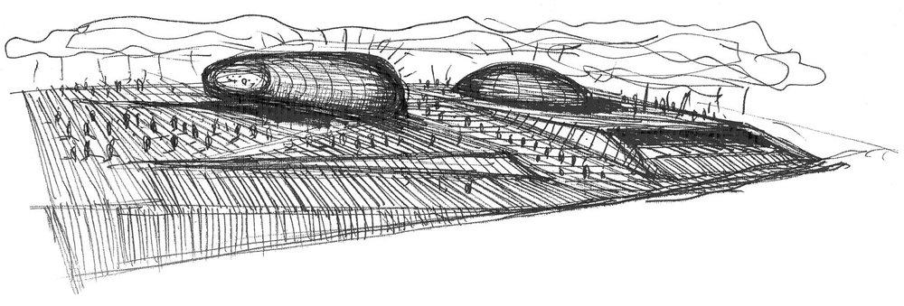 Silvio d'Ascia Architecture – Bagnoli Futura