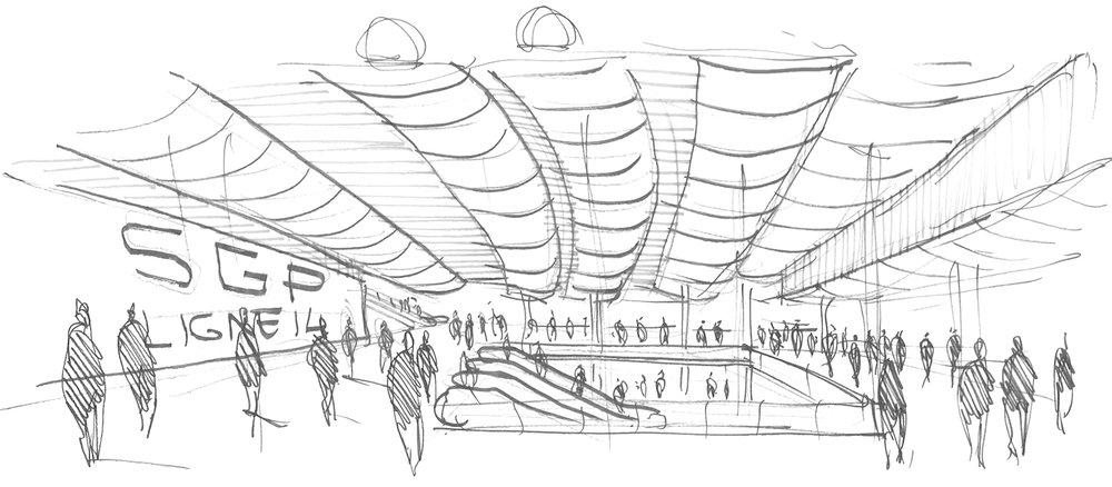 Silvio d'Ascia Architecture – Aéroport d'Orly