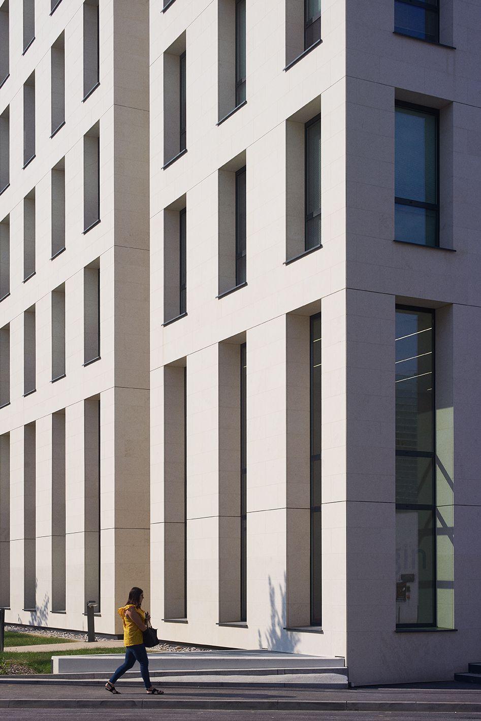09.2018 |  Focus sur l'immeuble de bureaux O'rigin à Nancy.