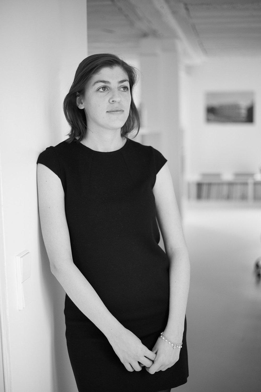 Giulia PERINO |  Cheffe de Projet, Architecte DE