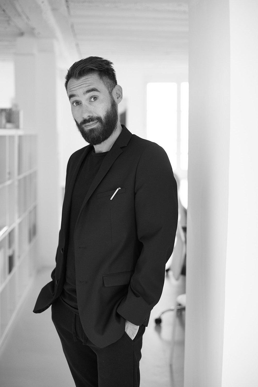 Pietro DE SANTIS |  Chef de Projet, Architecte