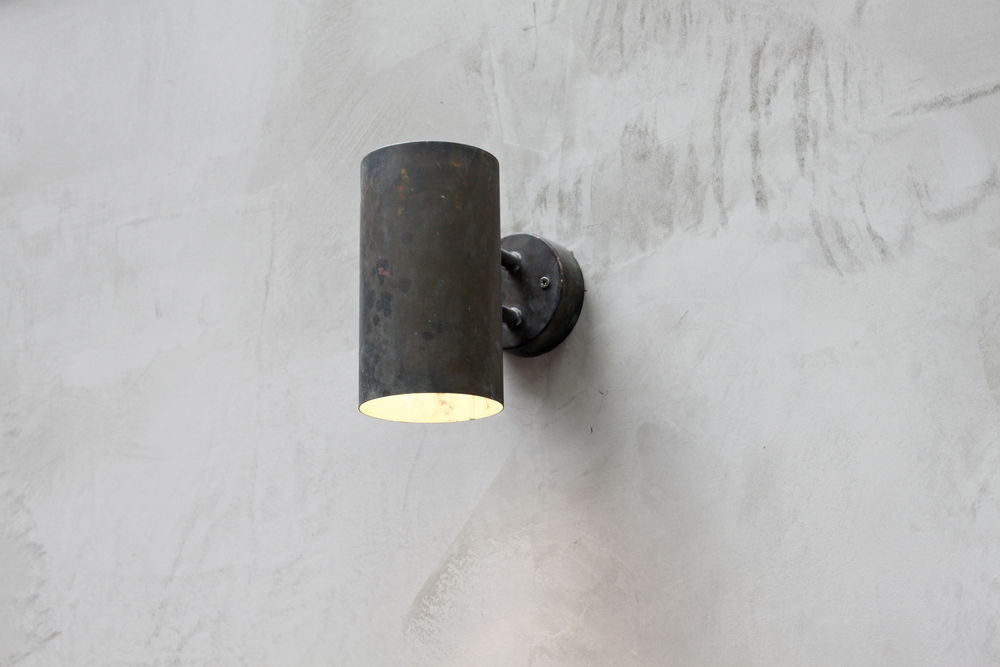 Hans Agne Jacobsen cycinderical garden lamps (c) Ampersand House 2015.jpg
