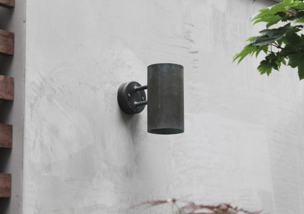Hans Agne Jacobsen cycinderical garden lamps 2 (c) Ampersand House 2015.jpg