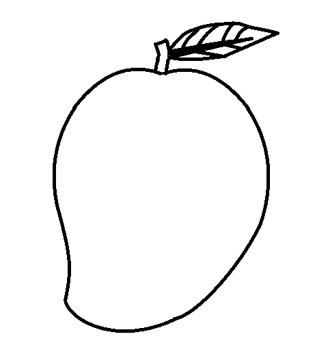 Line Art Mango : My favorite breakfast smoothies — studio ribe by line fricke