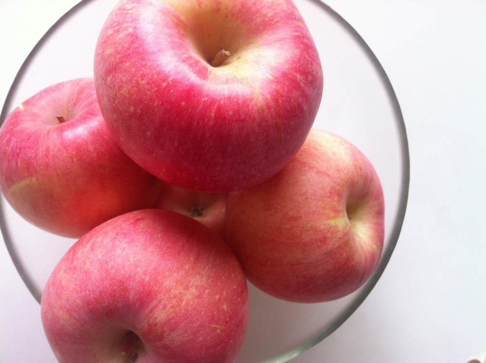 Apples are powerhouses of nutrients: You get fibre, vitamins and minerals