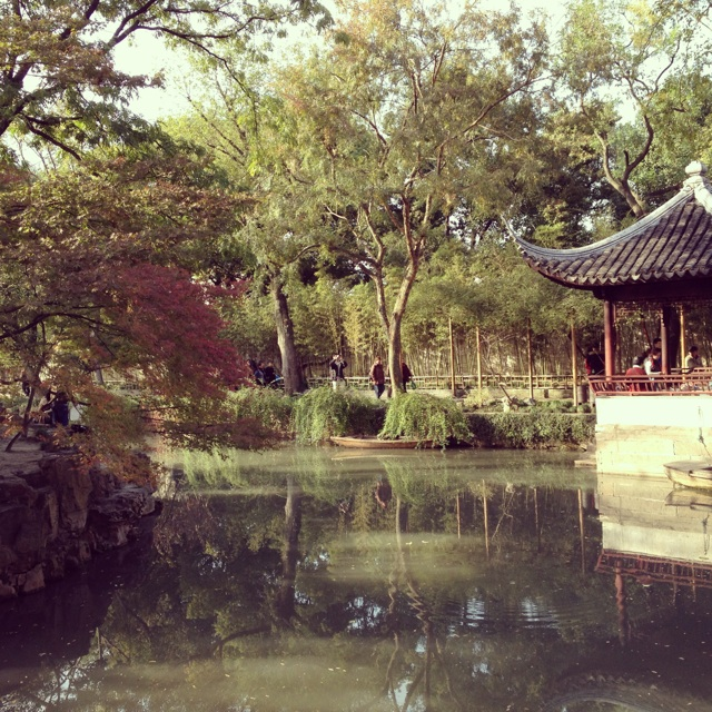 Humble Garden in Suzhou