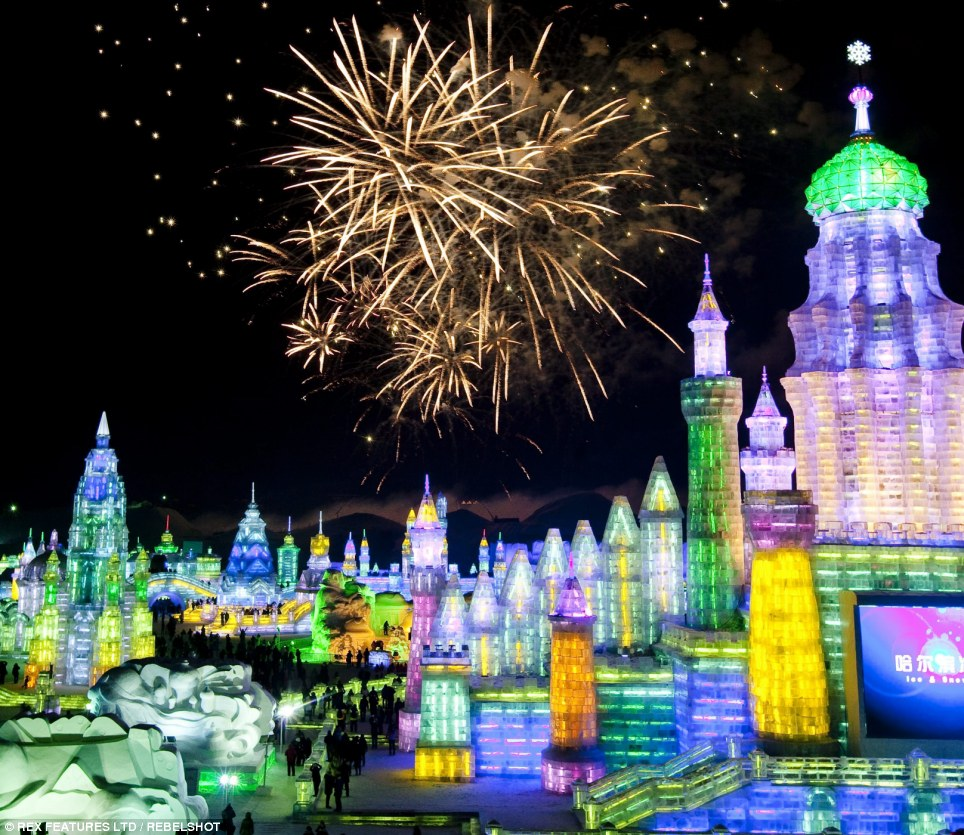 The Fairytale of Harbin