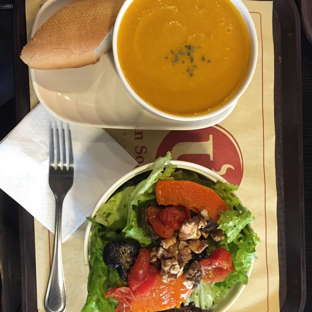 Urban Soup Kitchen — ॐ Shanti Habits by Line Fricke