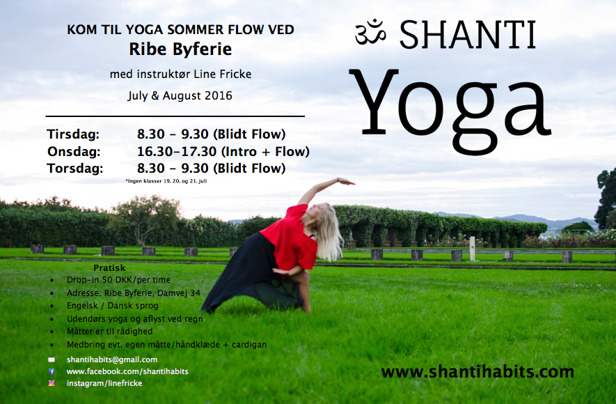 Shanti Yoga I Ribe