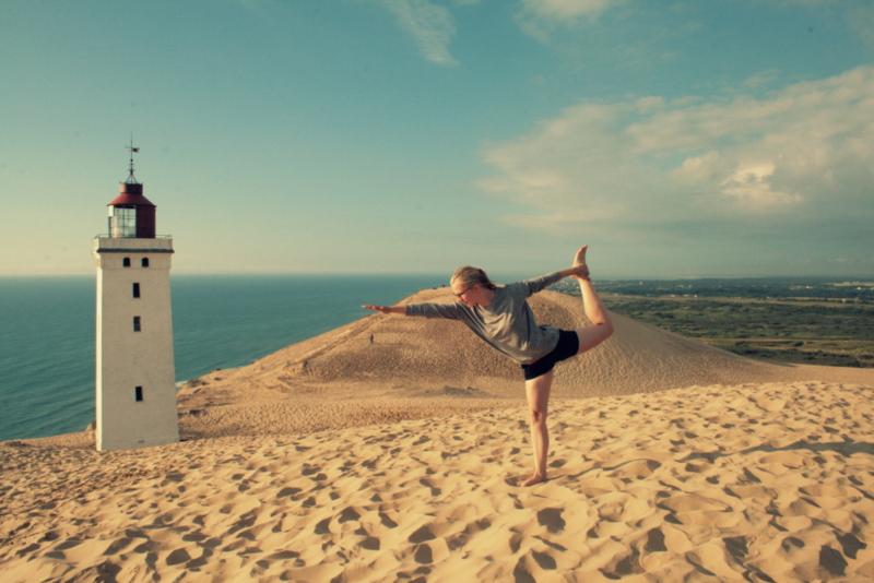Power Yoga - Katharina Poulsen