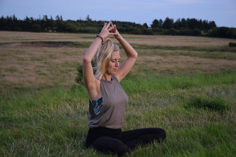 Yoga & Meditation for dine Chakras -