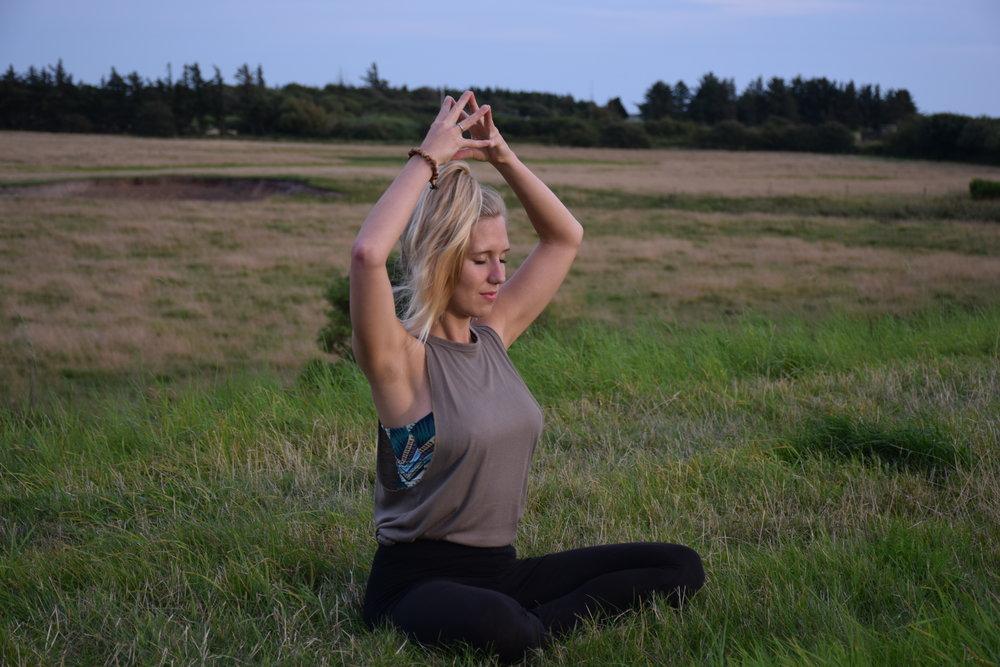 Yoga & Meditation for dine Chakras - Lørdag 5. maj 9.30 - 12.30