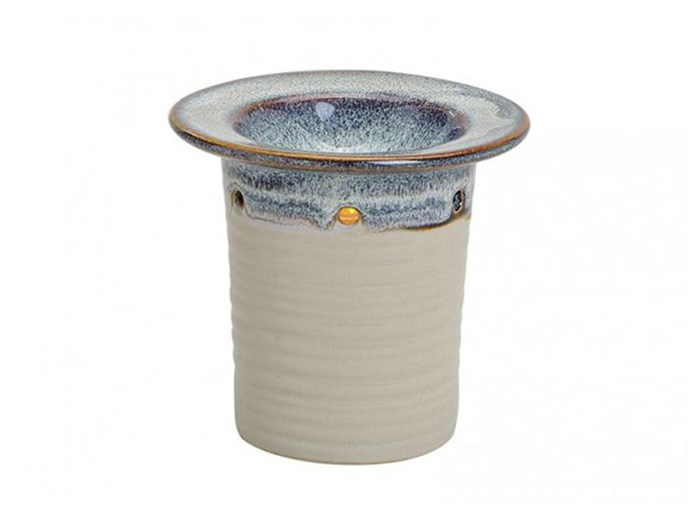 Duftlampen i sten koster 199 kr (fås også i porcelæn eller keramik til 149 kr)