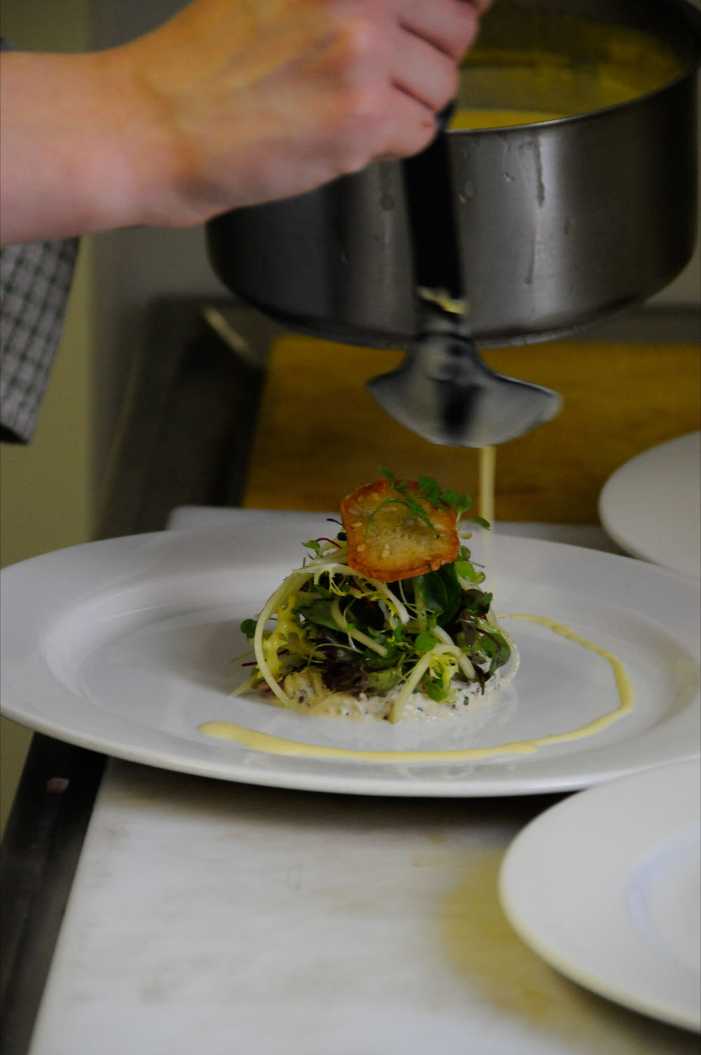 The Wee Restaurant - plating up 1.jpg