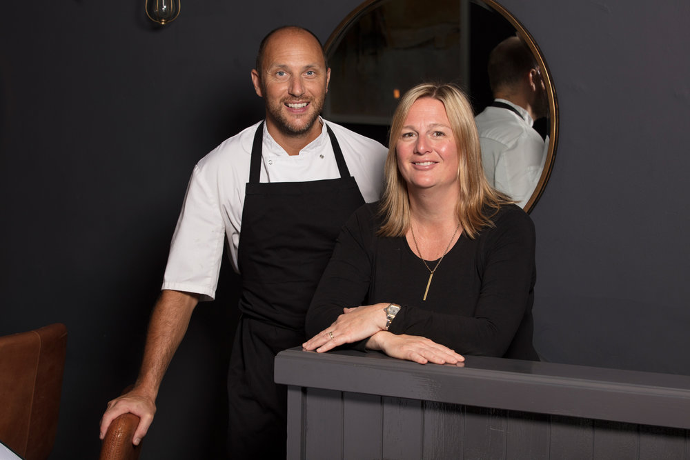 The Wee Restaurant Craig and Vikki Wood 2.jpg
