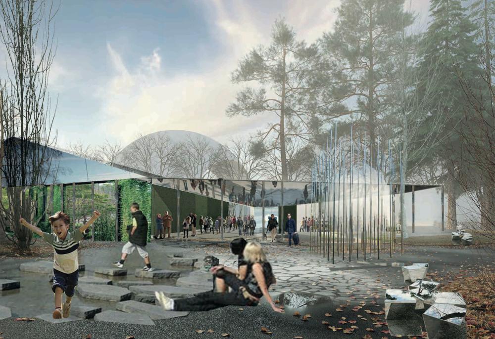 Climate House Oslo Expology Lund Hagem Atelier Oslo Tamschick