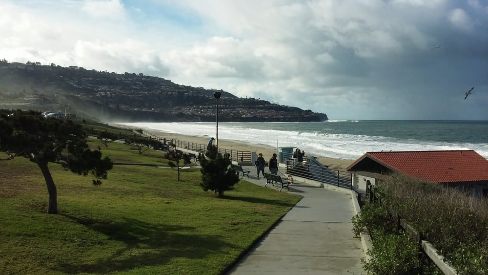 Redondo Beach in the morning before El Nino gifts us with a thunderstorm