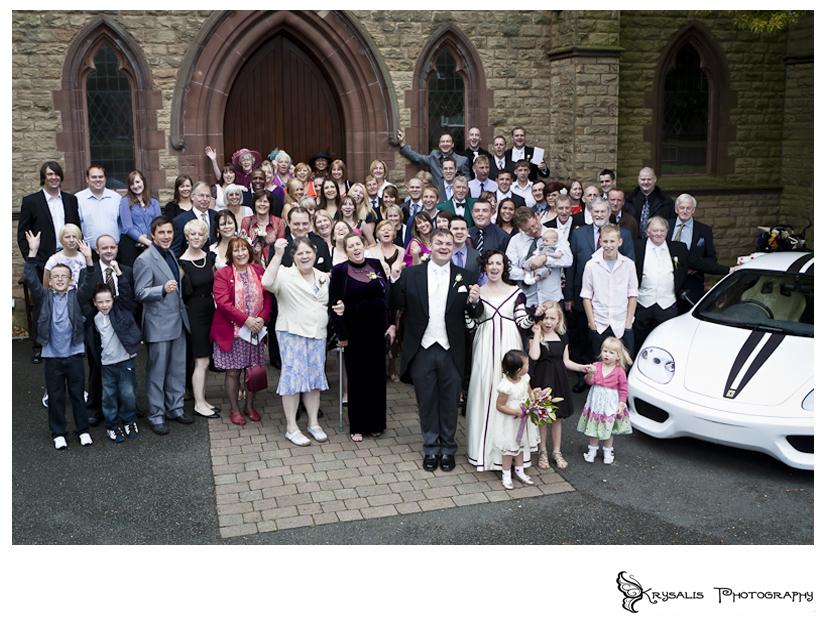 Emma & Gaz's Wedding