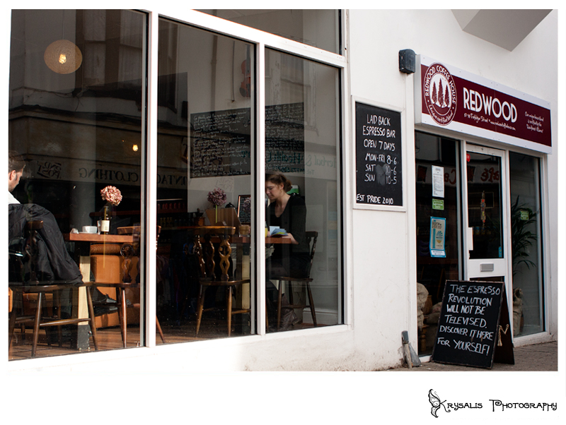Redwood Coffee House, Brighton