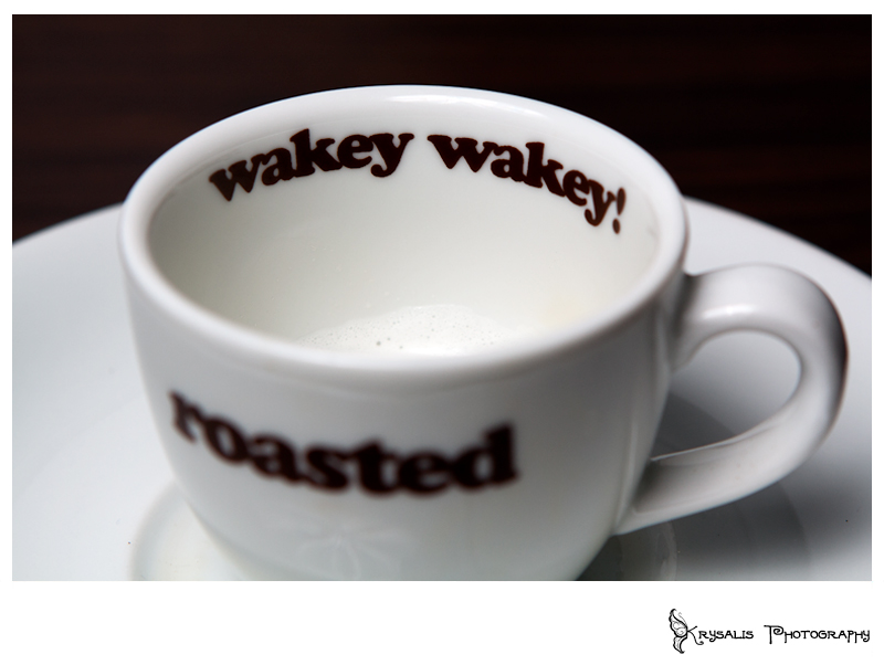 Wakey Wakey - Roasted Coffee