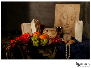 Still Life image with Picture